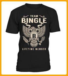 Team BINGLE Lifetime Member - Shirts für singles (*Partner-Link)