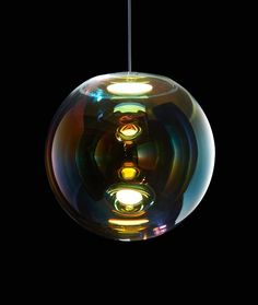 NeoCraft Iris pendant light