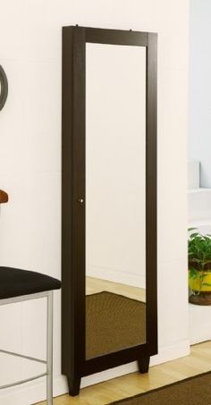 Clara Wall Mount Mirrors with Jewelry... (bestseller)