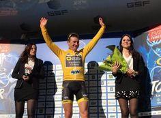 Prvo etapo dirke Le Tour de la Provence, dolge 169 kilometrov, je dobil Francoz...