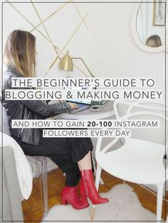 Within a year of starting my blog, I have: made constant $$$ per month, been published in 2 magazines & gain 100 Instagram followers every day using a strict formula. Learn how to do start a blog & make quick money with these fail-proof tips. PLUS learn h Studio Apartment Decorating, Rental Decorating, City Chic, Renters Solutions, Make Quick Money, Gain Followers, Instagram Tips, Blogging For Beginners, Make Money Blogging