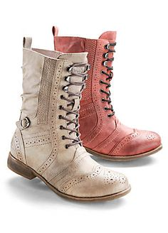 Mid Calf Boots by Mustang