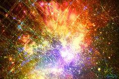 Cosmic Explosion  by lgwildwomanofthenort