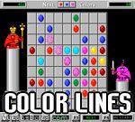 Color Lines Luxor, Bubble Games, Bubble Shooter, Color Lines, Online Games, Puzzles, Entertaining, Pictures, Play