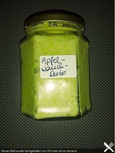 Apfel-Lauch-Pesto