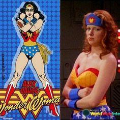 Our very own Wonder Women