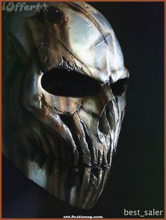mask inspiration -army of two Paintball Mask, Airsoft Mask, Airsoft Gear, Army Of Two, Looks Dark, Cool Masks, Awesome Masks, Body Armor, Skull Art