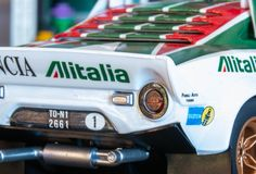 Ultima Vuelta Remo, Rally, San, Rear View Mirror