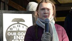 Klimathotet – se vad bara en enda kan göra Un Climate Change Conference, Greta, Global Warming, Dec 8, March, Activists, Poland, Sweden, Om