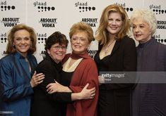 Kristen Johnston, Rue Mcclanahan, Dorothy Zbornak, Bea Arthur, Mary Tyler Moore, Fact Families, Ingrid Bergman, Vivien Leigh, Lauren Bacall