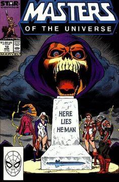 Masters of the Universe (Volume) - Comic Vine