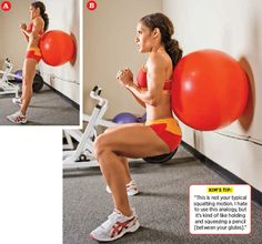 Looking forward to an improved rear view? Well, you need a map. Here are 10 exercises to whip your backside into shape.