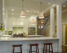 Kitchen Kitchen Pass Through Design, Pictures, Remodel, Decor and Ideas - page 5