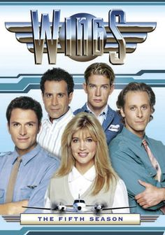 Wings: The Complete Fifth Season - There once was a show about an airport in Nantucket...and it was one of the most beloved comedic series of the 1990s! Created and produced by David Agnell, Peter Casey and David Lee--the creative team behind the critically-acclaimed and widely popular Cheers and Frasier--the fifth season of the sitcom carries on with the laughs and zany antics of the Hackett Brothers (Tim Daly, Steven Weber) and the assorted cast of characters that populate Tom Nevers…