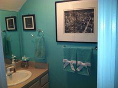 tiffany bathroom - Google Search
