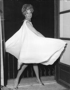 Monica Vitti Mid 60's