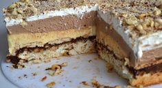MONTE TORTA: Čisto oduševljenje, mnogima jedna od najboljih torti! Nije teška i komplicirana, samo treba malo više vremena za nju, ali isplati se svaka uložena sekunda.   Sastojci - Okrugli kalup za tortu promijera 26 cm