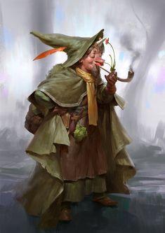 Mumrik by Mischeviouslittleelf @ deviantart gnome