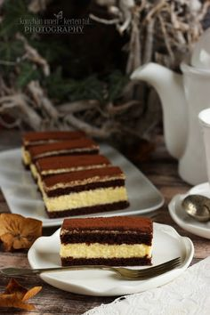Dessert Recipes, Desserts, Winter Food, Tiramisu, Waffles, Cheesecake, Food And Drink, Pie, Snacks