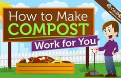 Which Composting Method is Best for You? Infographic Helps You Decide