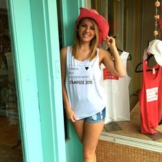 fortuityinc - Stampede 2015 Tank, $28.00 (http://www.fortuityusa.com/stampede-2015-tank/)