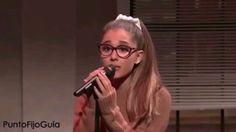 "Ariana Grande imita a Britney Spears con ""Hit Me Baby One More Time"" . #Comparte  #haztenotar #nuestraciudad #pop #arianagrande #music #cantante #musicvideo #instalike #instagood #goodvideo #like4like #paraguana #puntofijo by puntofijoguiatv"