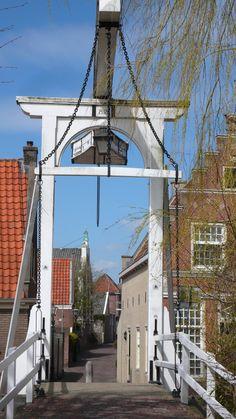 A typical Dutch bridge