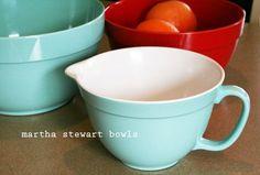 Martha Stewart Bowls