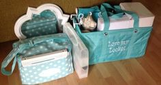for my O2 Origami Owl OO customers. The Large Utility Tote is the perfect tote to carry your entire inventory.