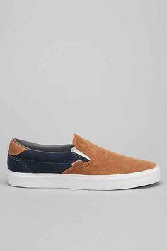 Vans Slip-On California Men's Corduroy Sneaker