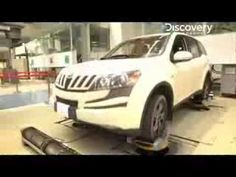 Making of the XUV500 -- Inside Out on Discovery Channel - Short Edit