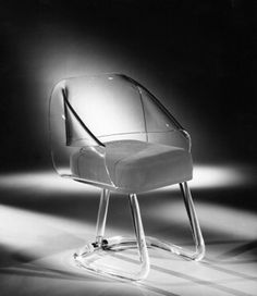 Karl Springer Contemporary Lucite Chair Lucite Chairs, Lucite Furniture, 60s Furniture, Space Saving Furniture, Furniture Making, Furniture Design, Armchairs, Sofas, Cafe India
