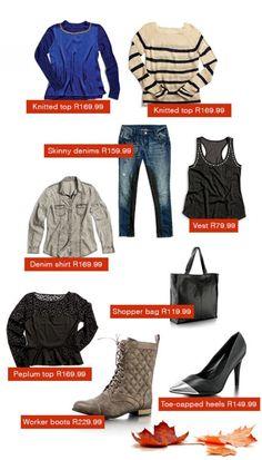 Changing seasons - LEGiTimate Fashionfashion