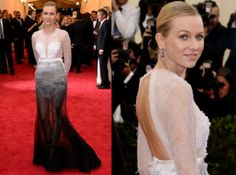 Naomi Watts In Givenchy Couture - 2014 Met Gala. Re-tweet and favorite it here: https://twitter.com/MyFashBlog/status/463571050953850880/photo/1