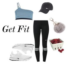 """""""Untitled #160"""" by king-kari ❤ liked on Polyvore featuring Helmut Lang, adidas and NIKE"""