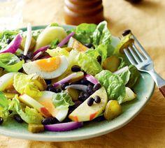 Little gem salade met ei - Recept - Jumbo Supermarkten