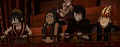 """Legend of Korra, I Am Disappoint: Remembering """"The Ember Island Players"""" 