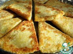 Ирландские картофельные сконы - кулинарный рецепт