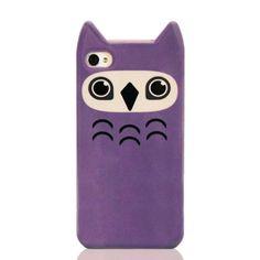 Owl iphone case > So Cute!