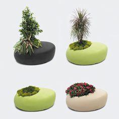 Contemporary Public Space Furniture Design, Bd Love Series By Bocaccio  Design Barcelona U2013 Planters