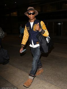99 Best p h a r r e l l images | Pharrell williams, Mens
