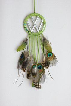 Dream Catcher Campers Minni Vdub Dream Catcher made to order for a customer's bright 22