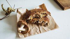 Hambúrguer de Cogumelo - Receitas de Cozinha