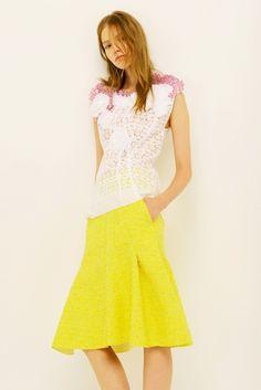 Nina Ricci Resort 2014 - Slideshow - Runway, Fashion Week, Reviews and Slideshows - WWD.com