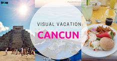 What better way to get to know a place than by seeing what it has to offer? Take a visual vacation with Group Tours and see how one of our staffers enjoyed their own Cancun vacation! Cancun Vacation, Group Tours, Getting To Know, Blog, Travel, Viajes, Traveling, Trips, Tourism