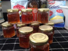 Beer Jelly made with Emelisse TIPA beer.