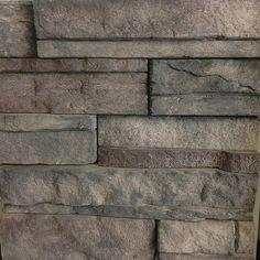 Dry Stack Ledge (Color: Almond Buff) www.KodiakMountain.com   #KodiakMountainStone Hardwood Floors, Almond, Texture, Color, Wood Floor Tiles, Colour, Surface Finish, Almond Joy, Wood Flooring