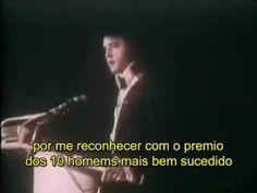 ▶ Elvis Presley 16 de janeiro de 1971: O Jaycees - live (Tradução) - YouTube