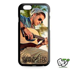 Jake Miller Guitar Playing iPhone 6 Case | iPhone 6S Case