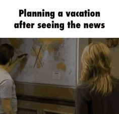 Planning a vacation  funny pics, funny gifs, funny videos, funny memes, funny jokes. LOL Pics app is for iOS, Android, iPhone, iPod, iPad, Tablet